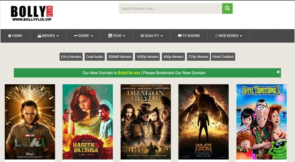Bollyflix Pro 2021 - Download Bollywood, Hollywood, Dubbed Movies